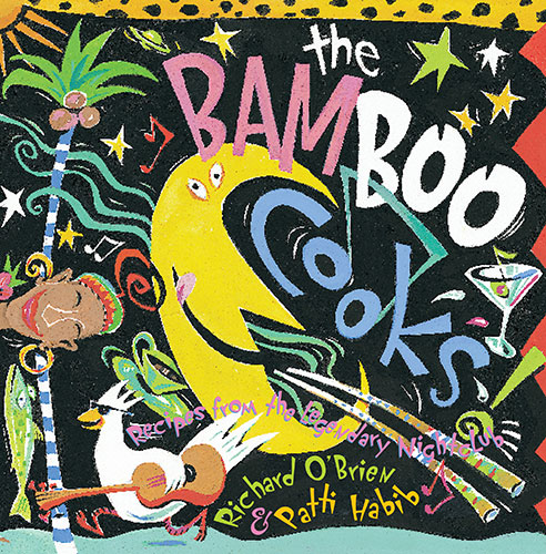 Cover of The Bamboo Cooks!