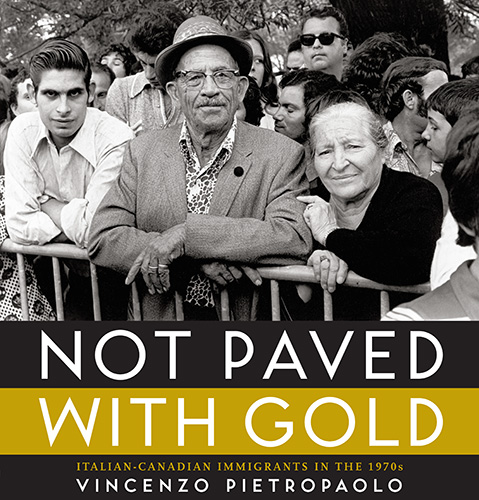 Cover of Not Paved with Gold