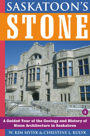Cover from Saskatoon's Stone